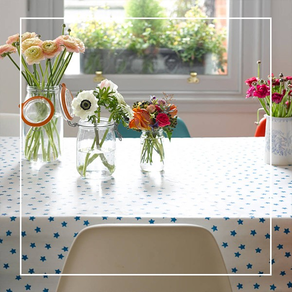 oilcloth for tables
