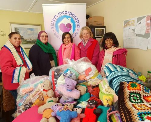 Donated Toys Sisters Incorporated