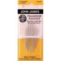 john james assorted household needles
