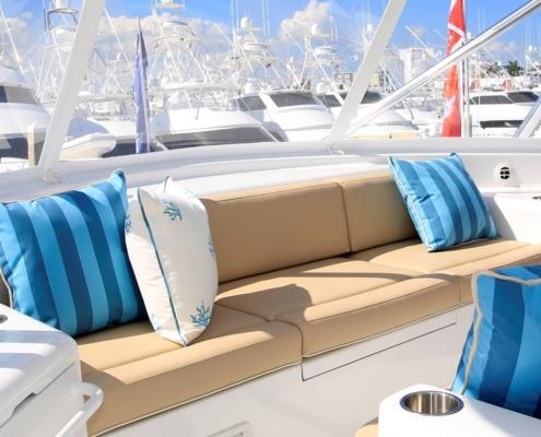 Yacht Upholstery