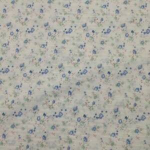 Quilting Fabric Blue Frenzy