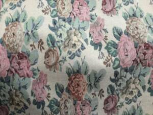 Floral Tapestry Fabric