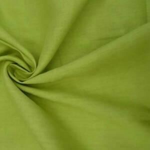 avocado linen fabric
