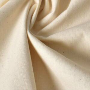natural calico fabric
