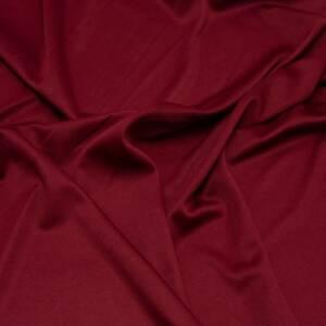 maroon trilobal fabric