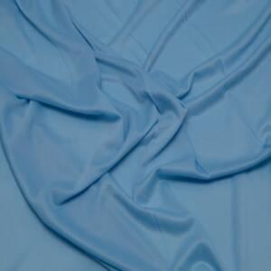 sky blue trilobal fabric