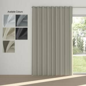 blockout eyelet curtains