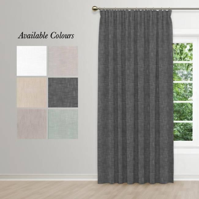 woodstock taped curtain by stuart graham