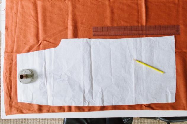 PART 1 -Wide Leg Pants Pattern