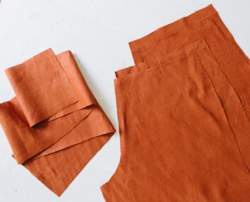 PART 2 -Wide Leg Pants Pattern