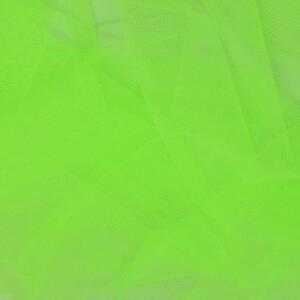 FLO GREEN HC TULLE - 447016