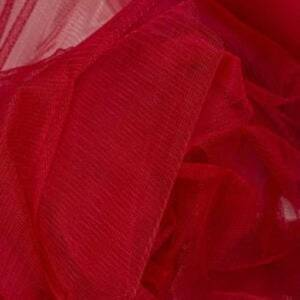 STRAWBERRY RED HEATHCOAT TULLE- 647934