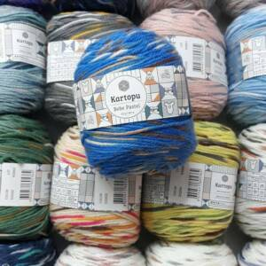 Bebe pastel yarn for babies