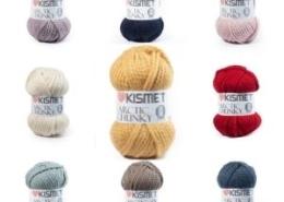 arctic chunky yarn
