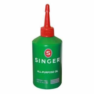 Singer All Purpose Oil